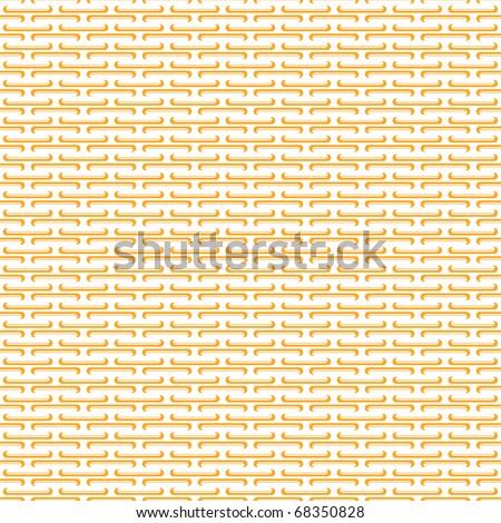 Seamless Orange pins