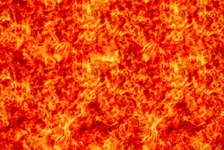 Seamless pattern of beautiful flame in the background.