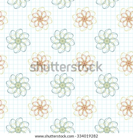 paper checkerboard pattern