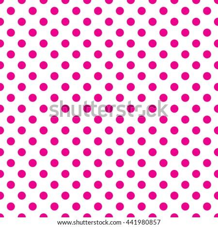 seamless Polka dot background, circles pattern on white background  for logo design, banners, posters, wallpapers, web, presentations and prints. digital illustration