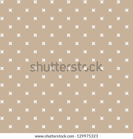Seamless Retro Texture. White, Grey, Brown, Coffee. Vintage Background. Raster Version