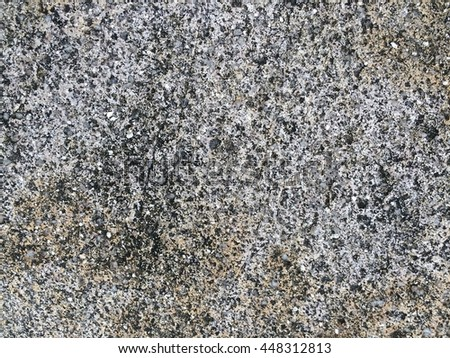 Seamless rock surface background, stone floor texture  #448312813