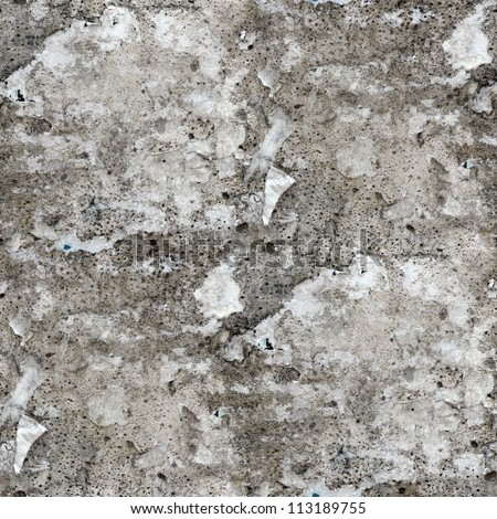seamless stone old gray texture wall with crack background