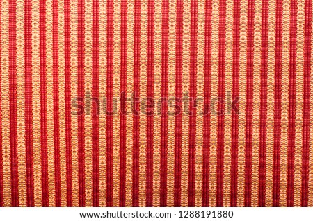 seamless striped pattern of red and white on stripes on black background #1288191880
