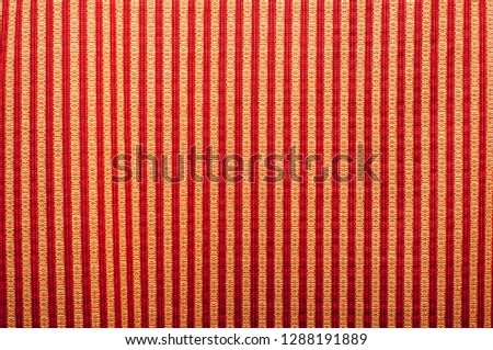 seamless striped pattern of red and white on stripes on black background #1288191889