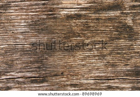Seamless texture. A plank of old wood.