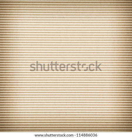 seamless texture of brown corrugate cardboard