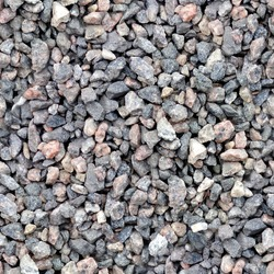 Seamless texture of gravel in HDR mode for game design