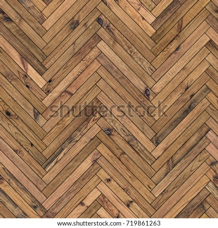 Seamless Texture Of Wood Parquet Herringbone Floor Natural