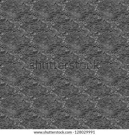 seamless texture plaster walls - stock photo