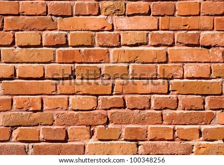 seamless tileable brick wall texture