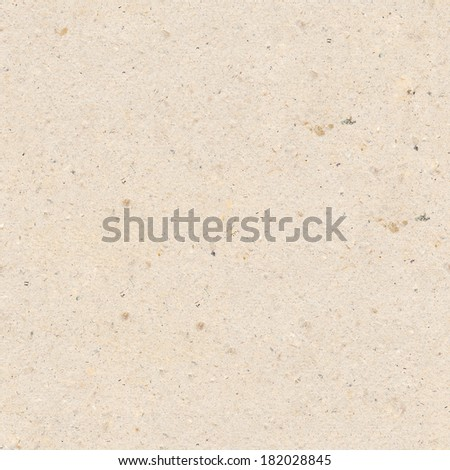 Seamless tileable cardboard texture stock photo