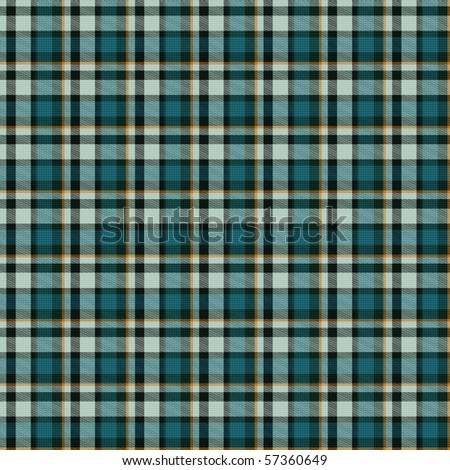 Seamless tiling blue plaid textures