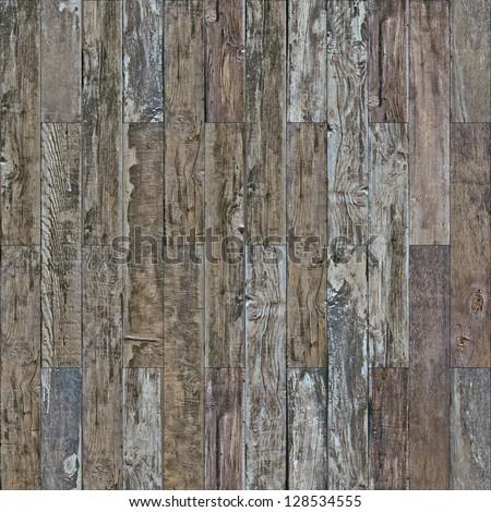 Seamless vintage wood parquet