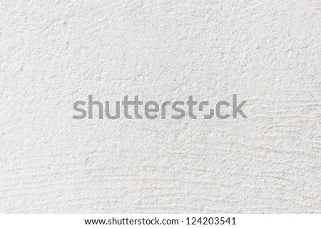 Seamless white painted concrete wall texture/background.