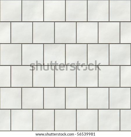 Bathroom White Tiles Texture Seamless Seamless White Square Tiles