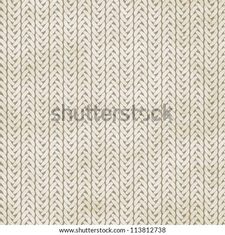 Seamless woolen fabric pattern. - stock photo