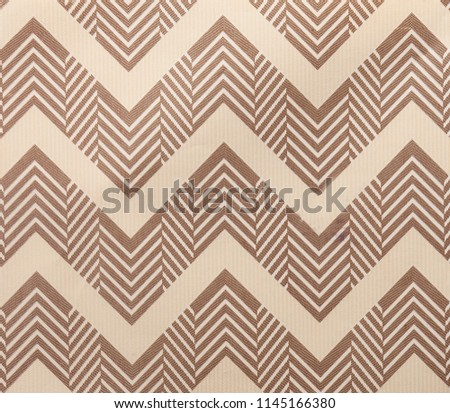 Seamless zigzag background texture #1145166380