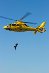 Search And Rescue (SAR) helicopter