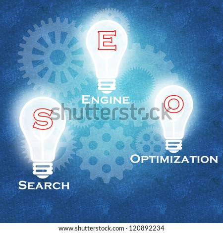 Search Engine Optimization concept | Business success