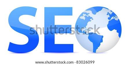 search engine optimization concept  seo