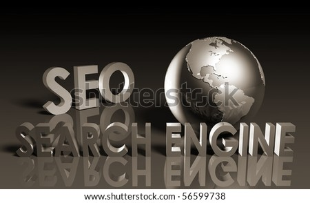 Search Engine Optimization SEO Ranking as Concept