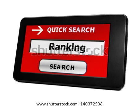 Search for ranking