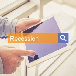 SEARCH TECHNOLOGY COMMUNICATION  Recession TABLET FINDING CONCEPT