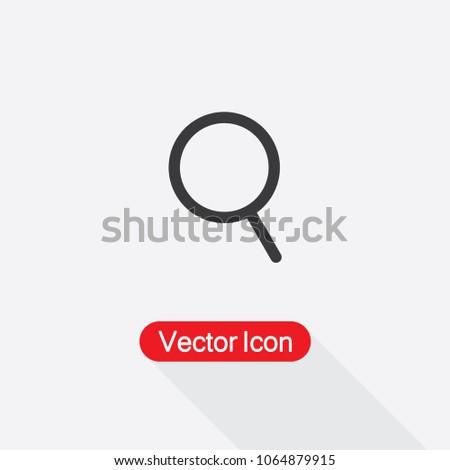 Search Vector Icon Eps10 #1064879915