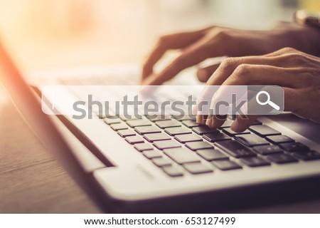 searching browsing internet...