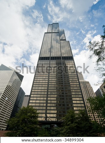 Sears Tower, Chicago, Illinois (Willis Tower)