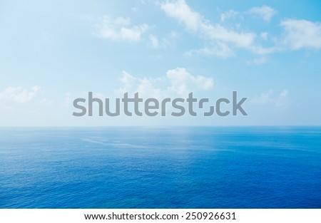 seascape at Okinawa prefecture