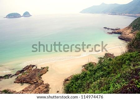 Seascapes in Hongkong