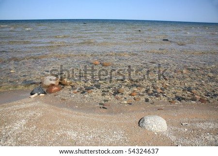 Seashore - Lake Huron