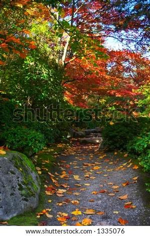 Seattle Japanese Gardens