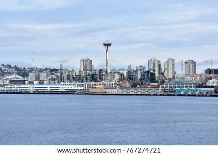 Seattle Waterfront  #767274721