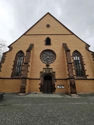 Second oldest Chruch building in Germany (Leonardskirche) in Stuttgart