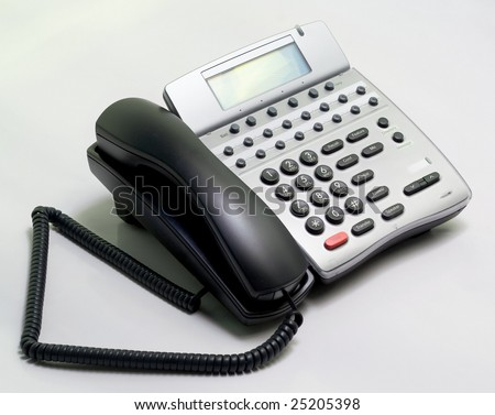 Secretary business phone