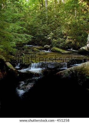 Secuencia De la Roca Del Vector - stock photo