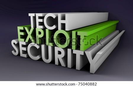 Security Exploit on a Tech Level Danger