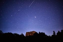 Sedona Shooting Stars