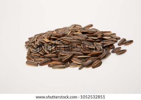 Seeds sunflower seeds fried seeds #1052532851
