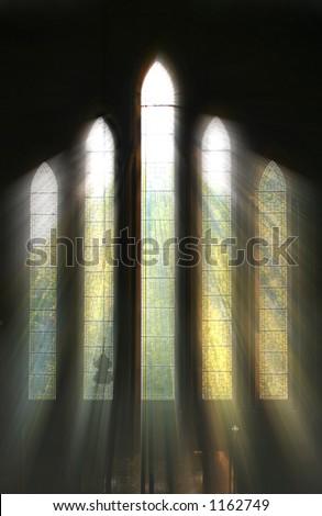 Shafts Of Light. the light, shafts of