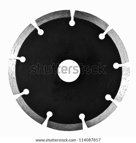 segment disc for metal and stone grinding, cutting.