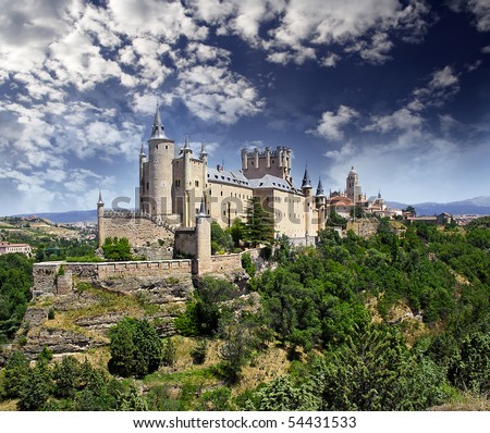 Castile and Leon, Spain