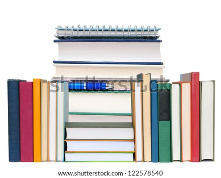 Selecting books in homework and exam