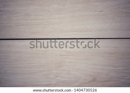 Selective focus on wood surfaces. Wood surfaces are polished by skilled carpenters.