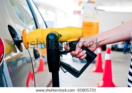 Self service FUEL Pump