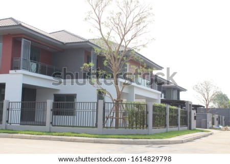 Selling a nice and nice home.Beautiful house House construction