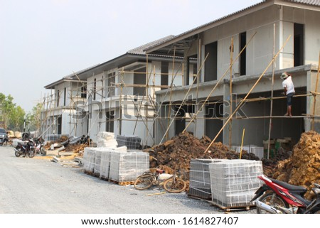 Selling a nice and nice home.Build a house House construction